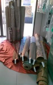 alfombras tintoreria
