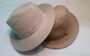 lavado en seco sombreros