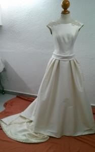 vestido de novia 1 despues