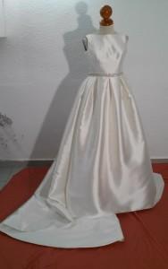 vestido de novia 10 despues