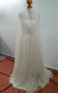 vestido de novia 13 despues
