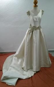 vestido de novia 2 despues