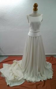 vestido de novia 3 despues