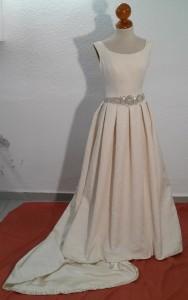 vestido de novia 5 despues