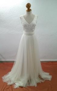 vestido de novia 6 despues